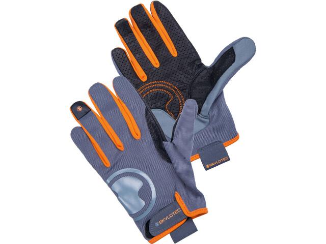 Skylotec KS Handschoenen Full Finger blauw/zwart